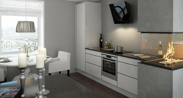Les cuisines de design scandinave par Norema