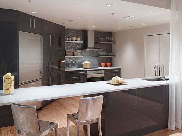 photos de belles cuisines modernes