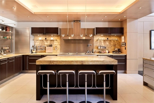 luminaire pour ilot de cuisine