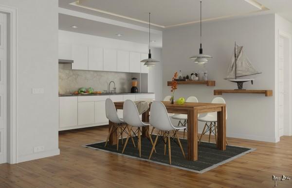 rangement cuisine meuble
