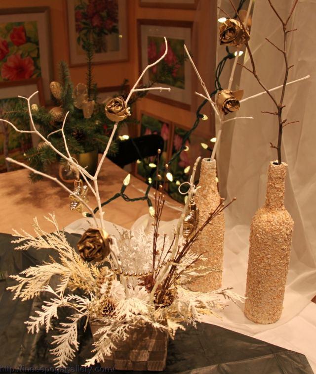 Dcoration de Nol traditionnelle  belles ides en images