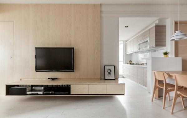 Salon Ecran Plat De Luxe Couleur - Décoration de maison idées de ...