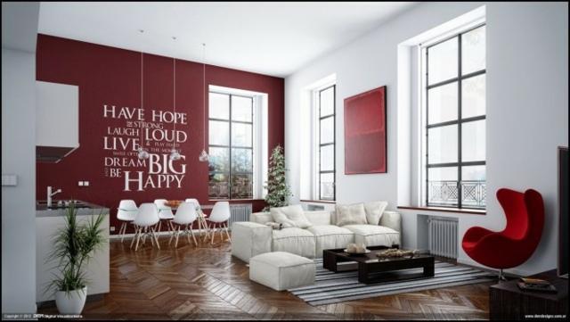 12 Ides Pour Un Salon Confortable Et Contemporain