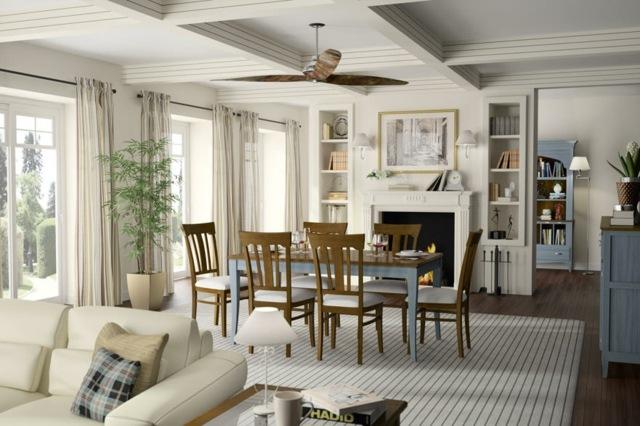 33 ides pour une salle  manger en bois