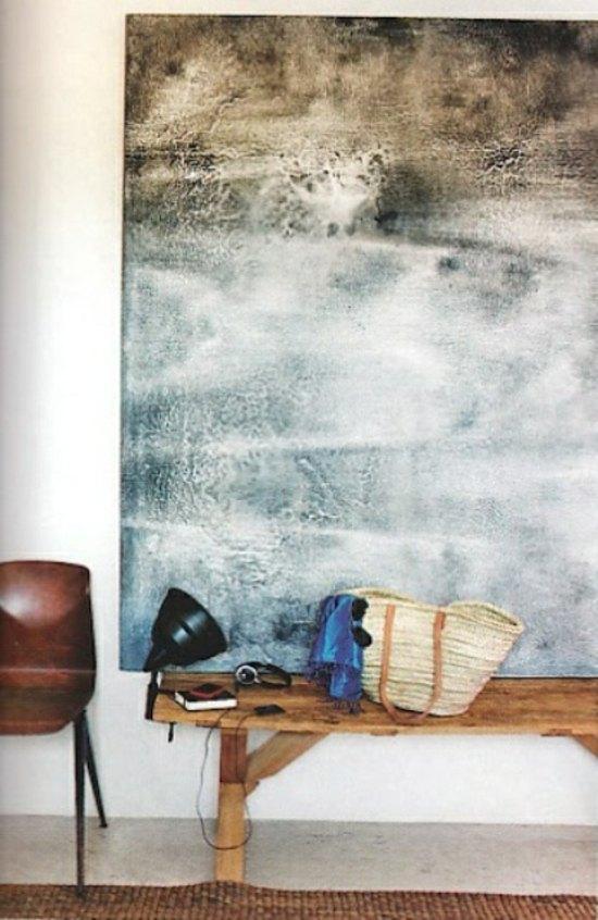Comment utiliser la peinture dcorative dans la deco dintrieur