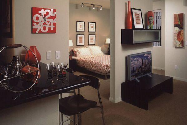Dcoration Petit Studio En 60 Ides Magnifiques