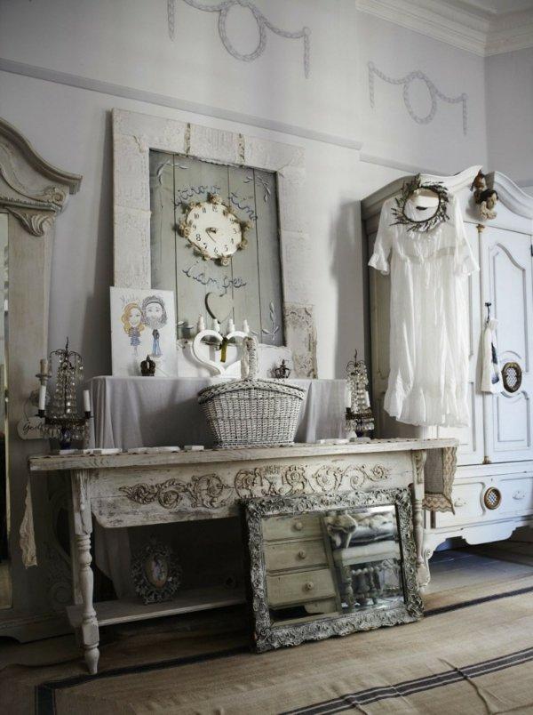 Deco Salon Ancien Et Moderne