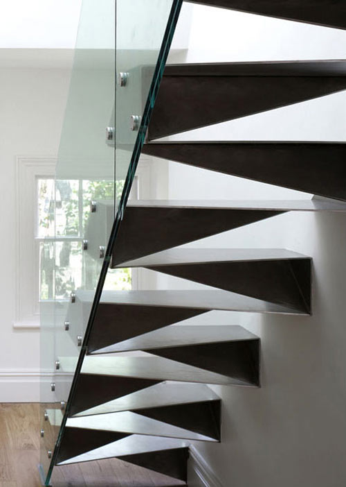 Escaliers design intrieur de grands crateurs