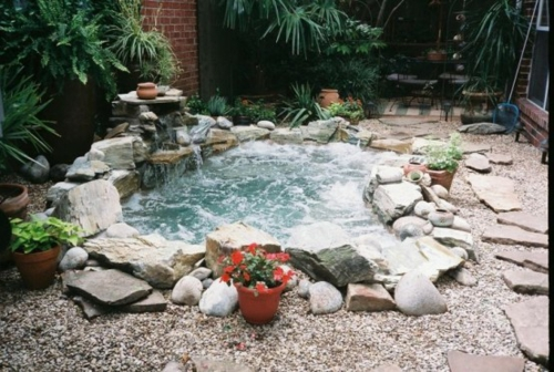 How Build Natural Garden Pond