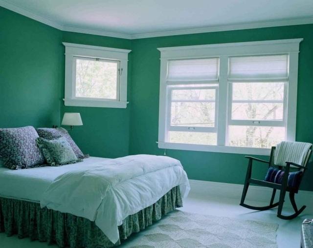Peinture de la chambre  30 ides en attendant le printemps