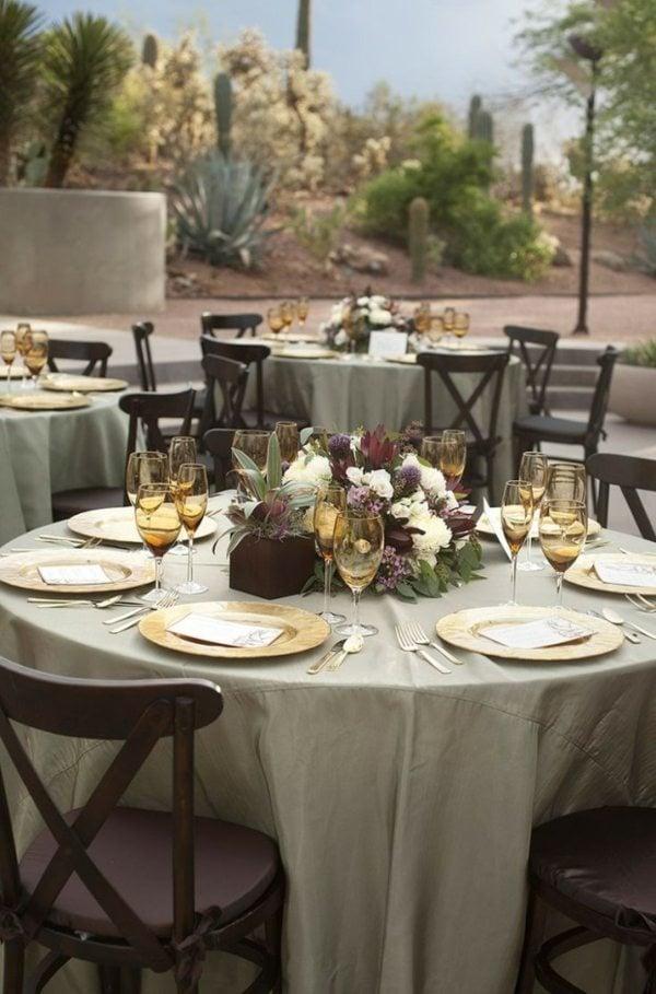 Un mariage extrieur  25 ides de dcoration