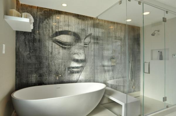 Quelques ides pour la dco salle de bain zen