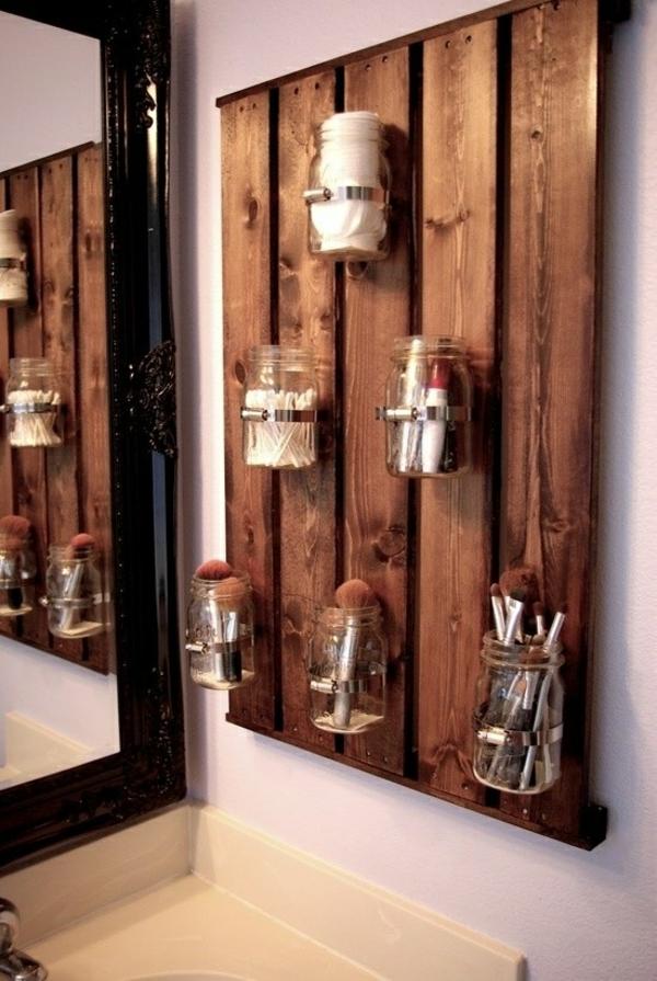 28 ides originales de meuble de rangement salle de bain