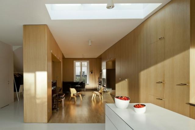 Une superbe extension maison  Vincennes