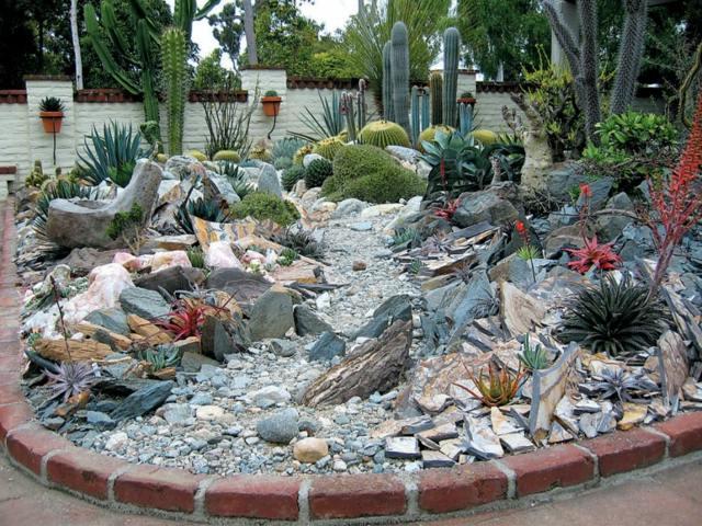 Dcor jardin  31 ides cratives pour la dco de jardin