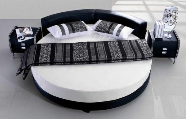 Le lit rond design  27 ides de lits ronds modernes