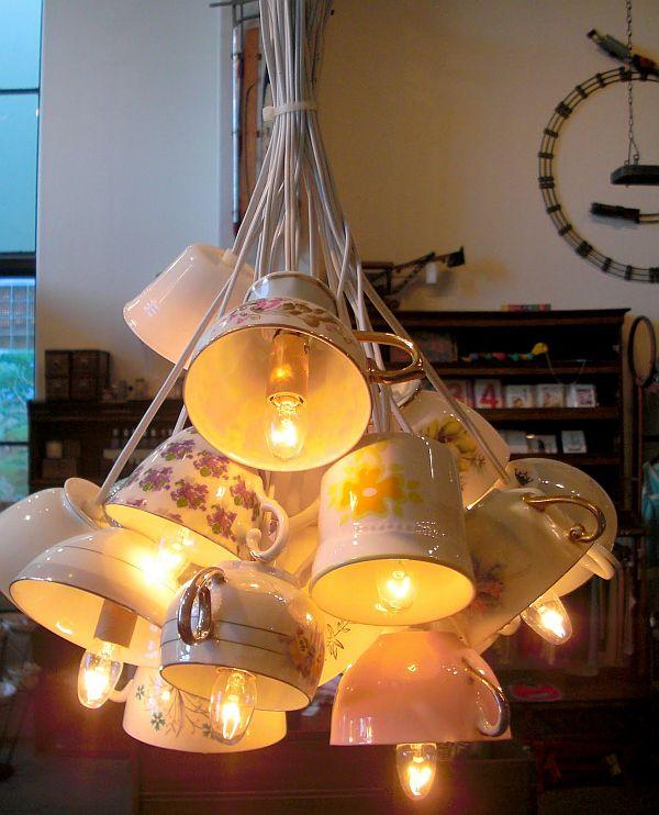 Le Luminaire Suspendu DIY Cologique En Quelques Exemples