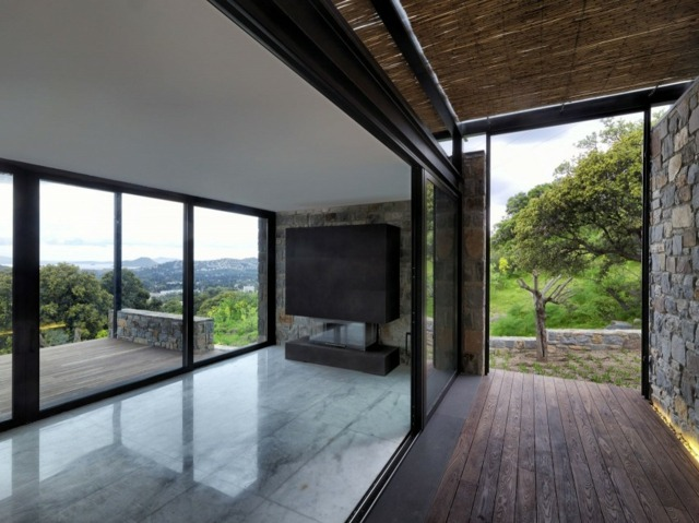 109 intrieurs modernes avec du plancher en bois
