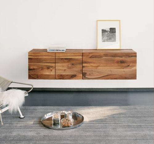 le meuble en bois element qui inspire