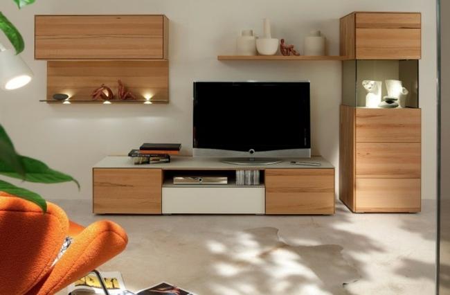 Meubles muraux et ensembles de salon en bois par Hlsta