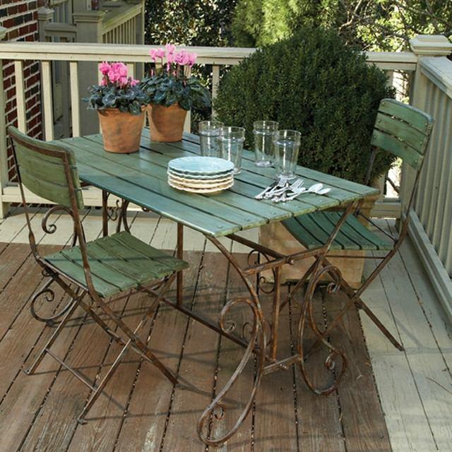 Table De Jardin En Matriaux Et En Styles Divers