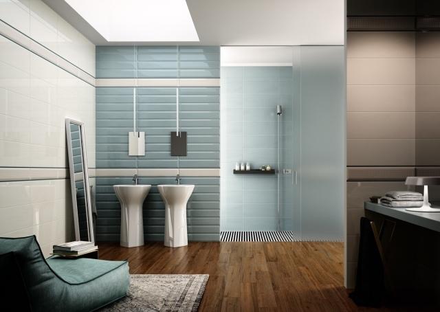 stratifié haute pression salle de bain pour deco salle de bain ... - Stratifie Hydrofuge Salle De Bain