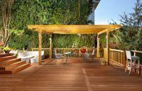 Pergola design, amnagement de jardin en 60 exemples