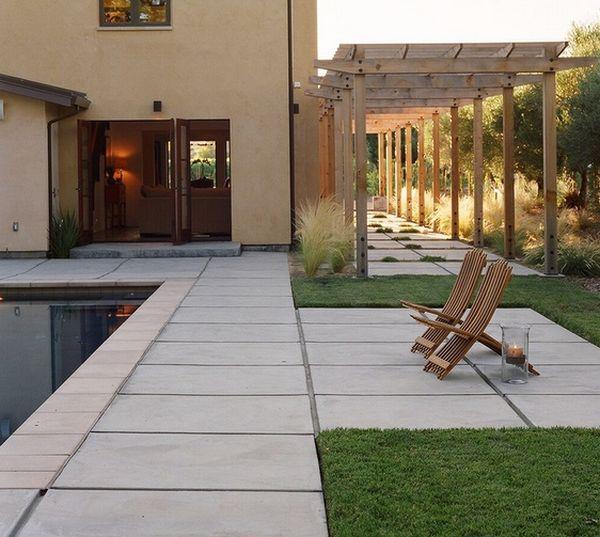 Pergola Design Amnagement De Jardin En 50 Photos