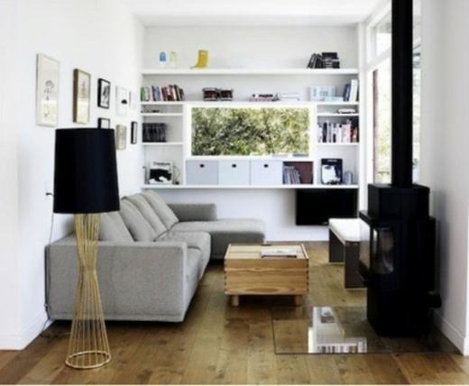 Petits espaces  comment bien les amnager