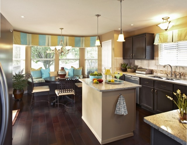 best colour schemes for small living rooms room ideas furniture 25 rideaux cuisine pour une atmosphère agréable et rafraîchie