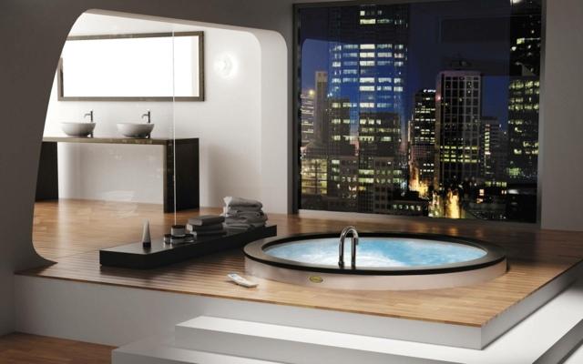 33 ides pour une salle de bain moderne minimaliste