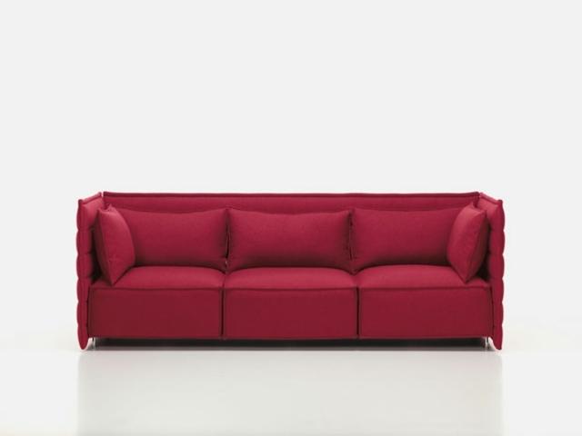 Un Sofa Sectionnel Pour Plus De Confort La Maison