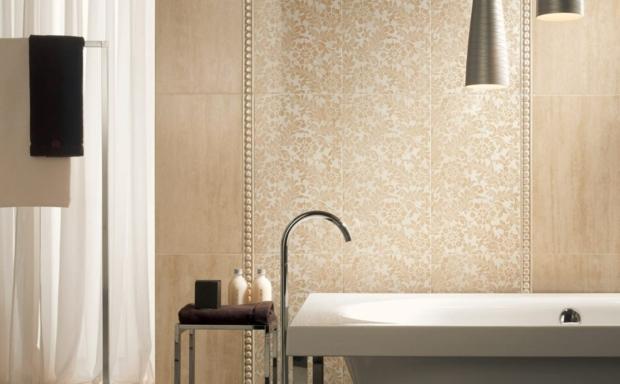 Le carrelage salle de bain  entre simplicit et lgance