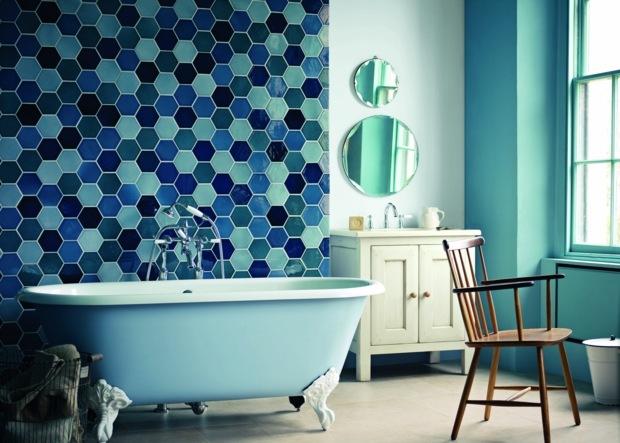 le carrelage mural salle de bain qui va