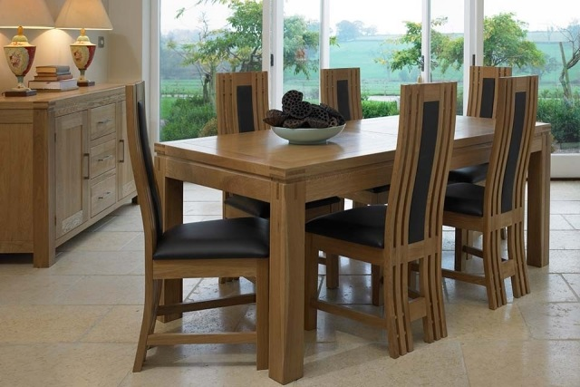 noir dining chairs kidkraft table and chair sets salle à manger extensible et design en 35 images