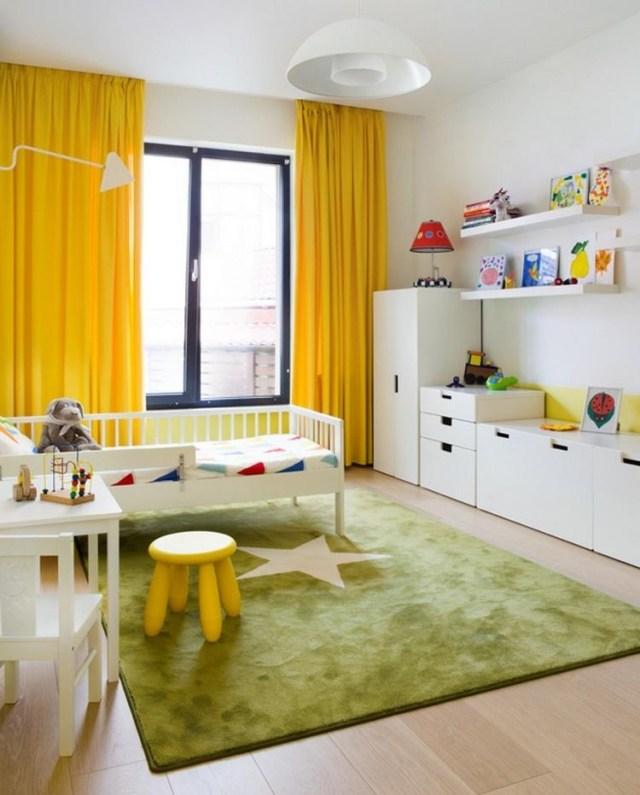 tapis de cuisine gris design