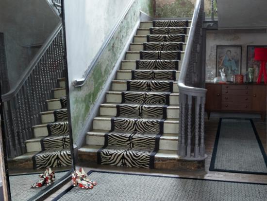 le tapis de couloir moderne 20 idees