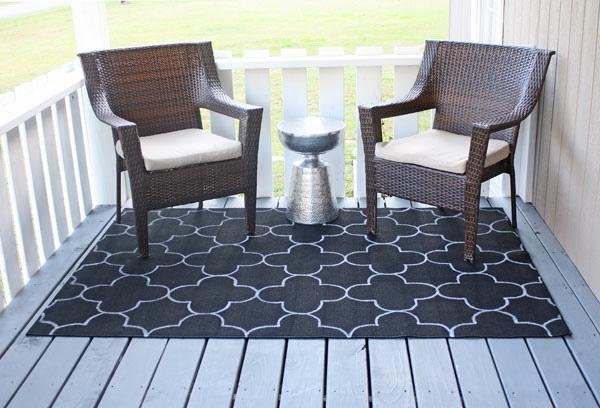 Tapis de sol extrieur  parfait pour terrasse ou vranda
