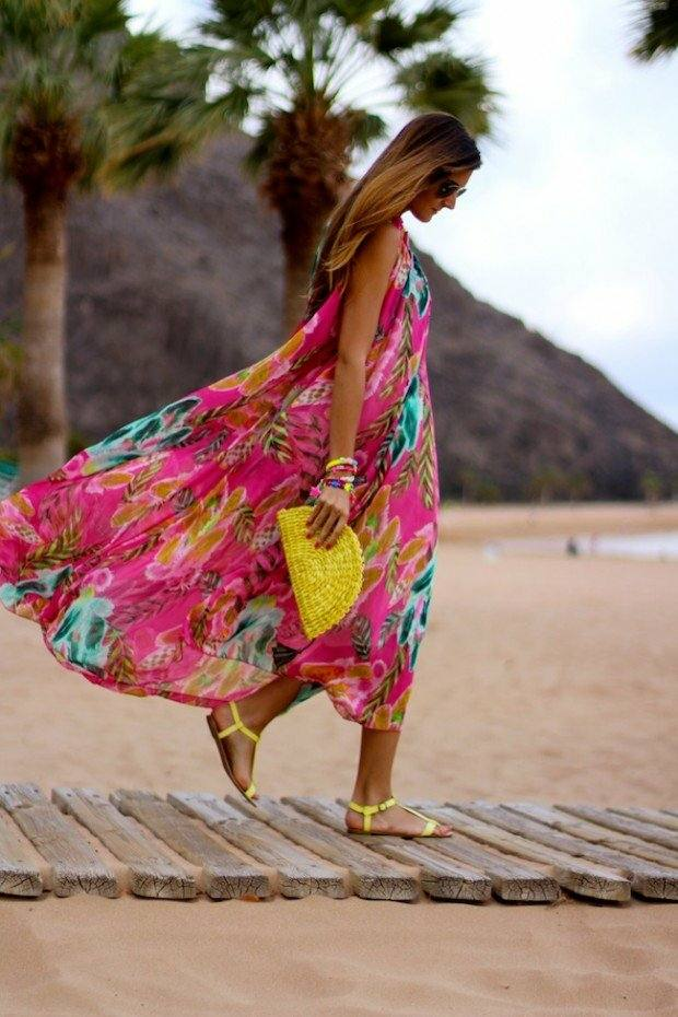 Tenue de plage moderne en 25 ides pour vos vacances dt