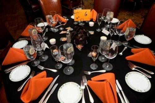 Halloween Dco Table Thmatique Pour Votre Mariage