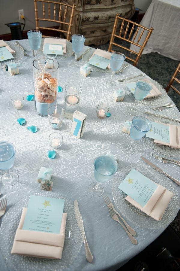 24 exemples pour la table de mariage dcoration marine