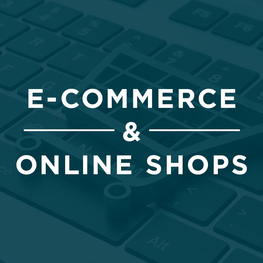 eCommerce & Online Shop Website Portfolio