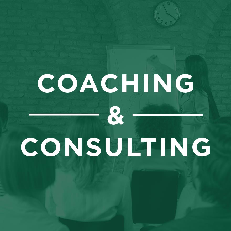 Coaching & Consulting Website Portfolio