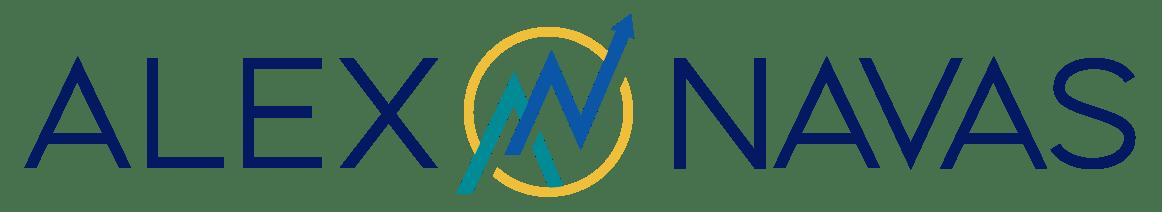 Alex Navas logo
