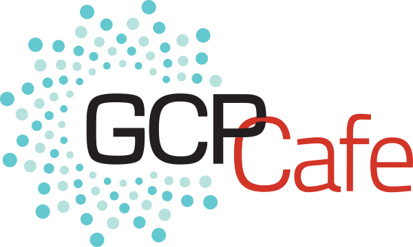 GCP Cafe Logo Design and Branding