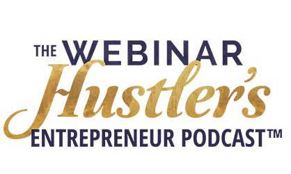 We have promoted graphic design services and web design and development in The Webinar Hustler's Entrepreneur Podcast