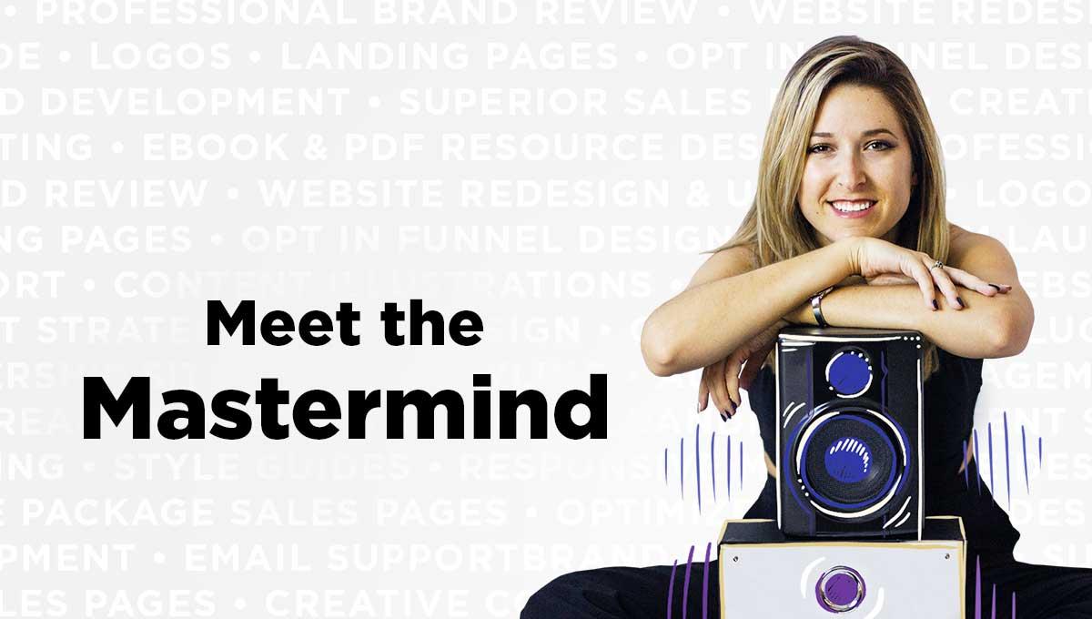 Meet the Mastermind