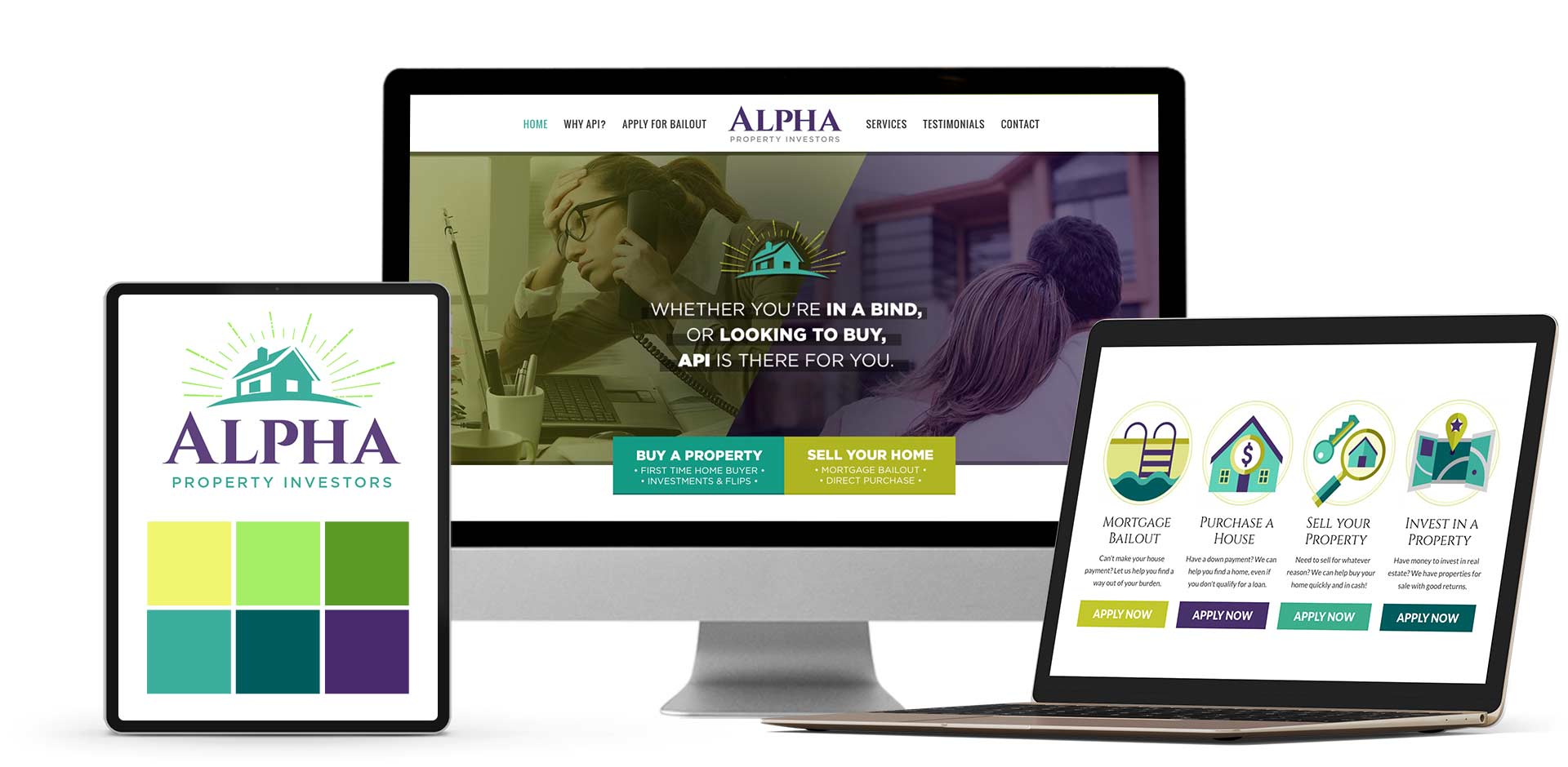 Portfolio Design Mastermind Alpha Property Investors