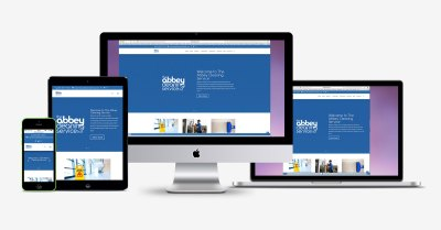 Abbey Cleaning Website
