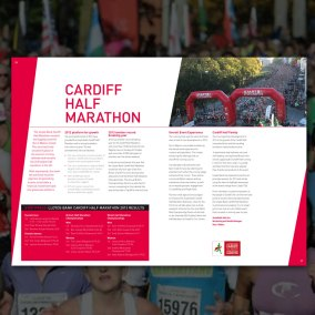 Welsh Athletics Brand Annual Report